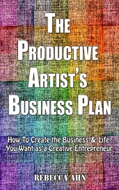 The Productive Artist's Business Plan on Amazon
