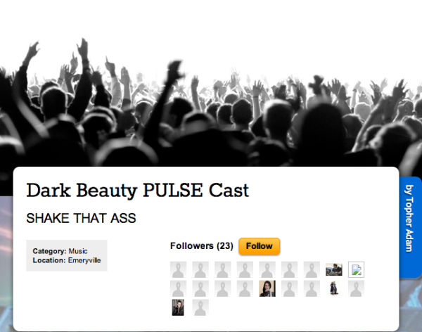 Dark Beauty PulseCast
