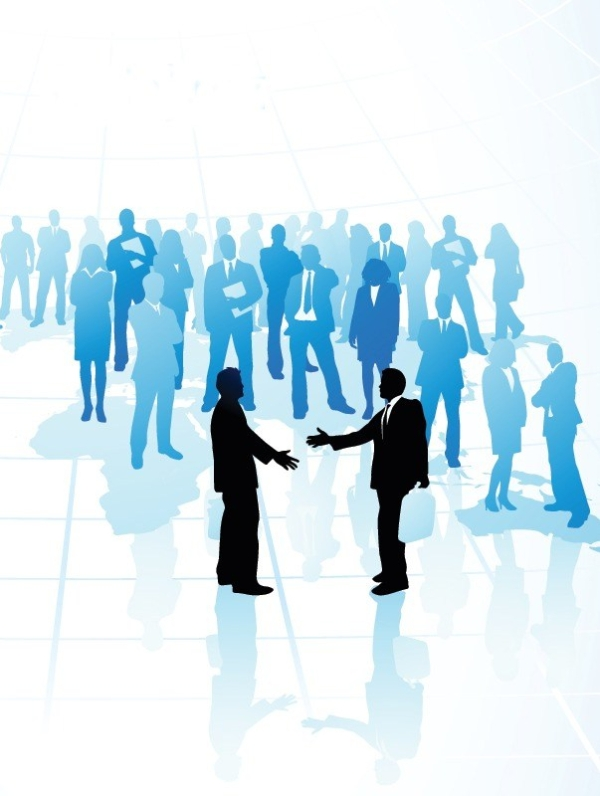 Networking event handshake